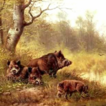492 Years Ago Today: Martin Luther Condemned as the Wild Boar of the German Forest