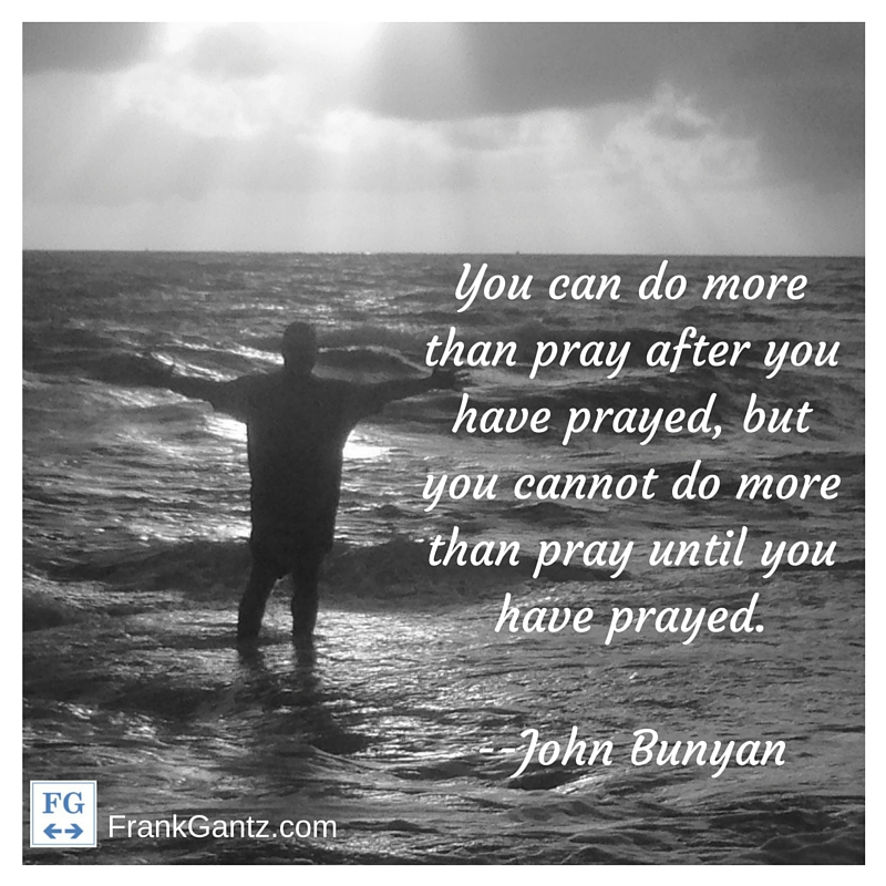 Bunyan on Prayer