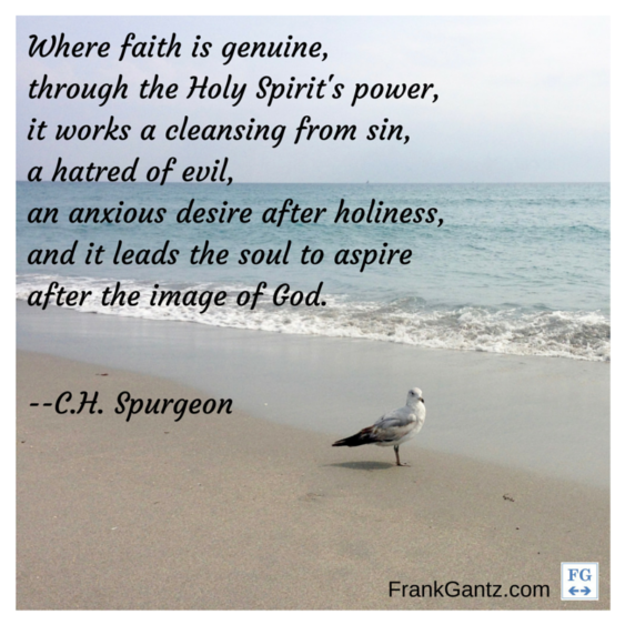 Spurgeon on Genuine Faith