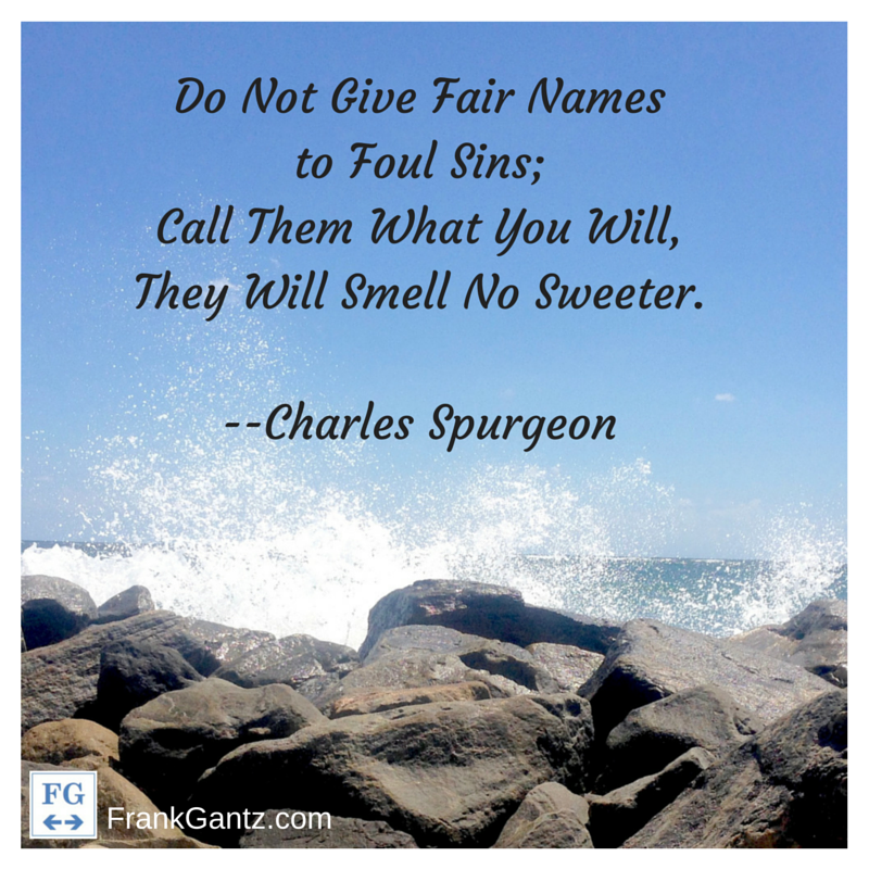 Charles Spurgeon Fair Names