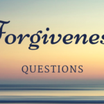 Can You Forgive When You Cannot Forget?