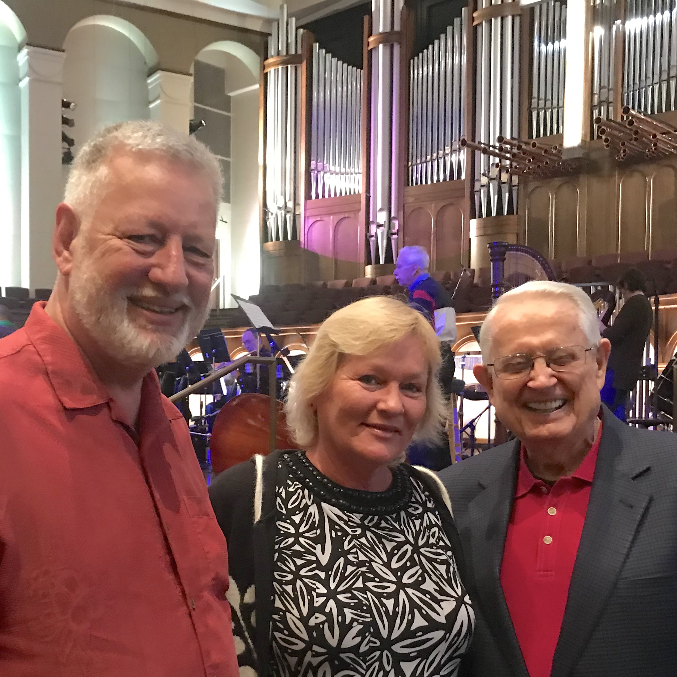 Stonebriar Community Church with Charles Swindoll