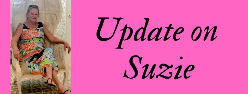image for update on Suzie